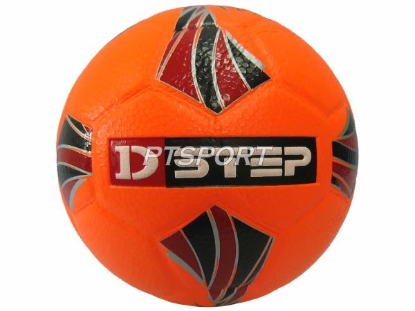 ลูกฟุตบอลหนังอัด PVC D-STEP DB-11107 เบอร์ 5 สีส้ม