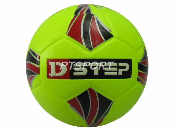 ลูกฟุตบอลหนังอัด PVC D-STEP DB-11107 เบอร์ 5 สีเหลือง