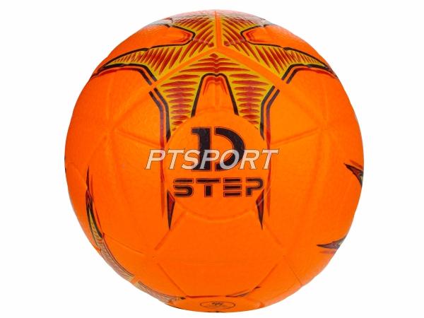 ลูกฟุตบอลหนังอัด เบอร์5 Football D-STEP DB-11109 ส้ม