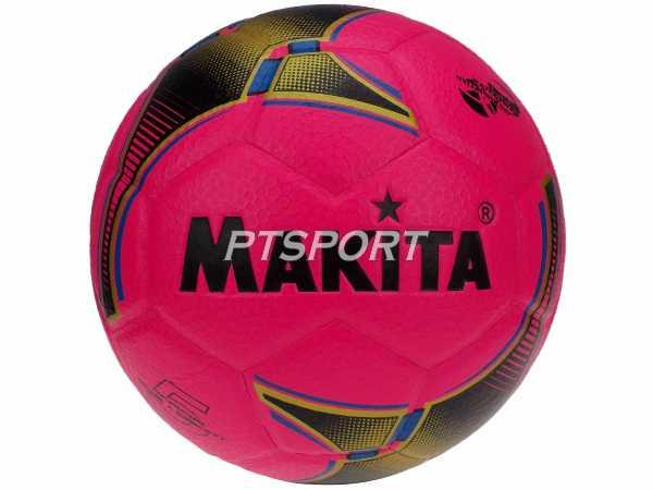 ลูกฟุตบอล หนังอัด MAKITA B-242 สีชมพู เบอร์ 5