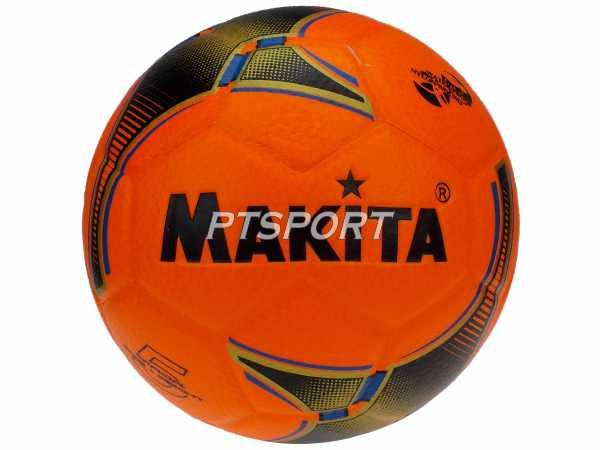 ลูกฟุตบอล หนังอัด MAKITA B-242 สีส้ม เบอร์ 5