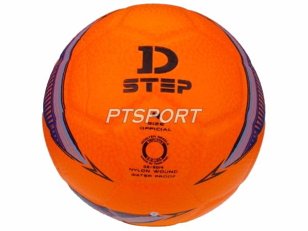 ลูกฟุตบอลหนังอัดพีวีซี (PVC) D-STEP DB-11401 เบอร์ 4