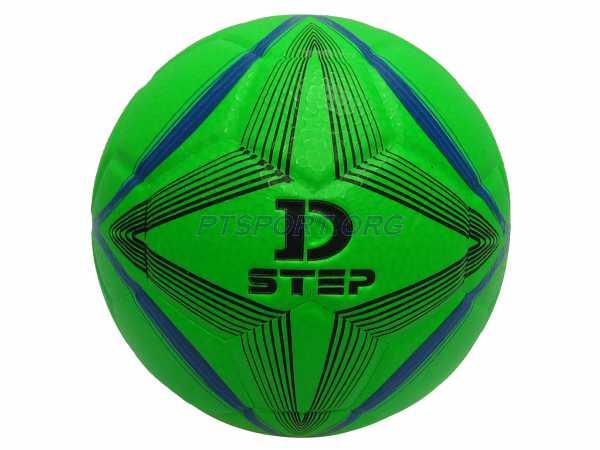 ลูกฟุตซอลหนังอัด PVC เบอร์ 3.5 D-Step DB-21106 เขียว