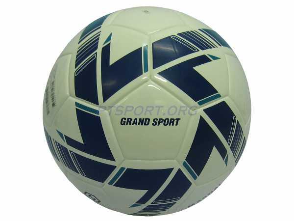ลูกฟุตบอลไฮบริด Grand Sport 331071 MARTIAL ขาว