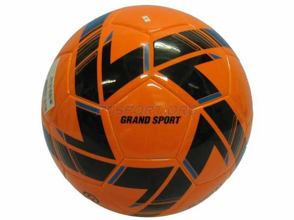 ลูกฟุตบอลไฮบริด Grand Sport 331071 MARTIAL ส้ม