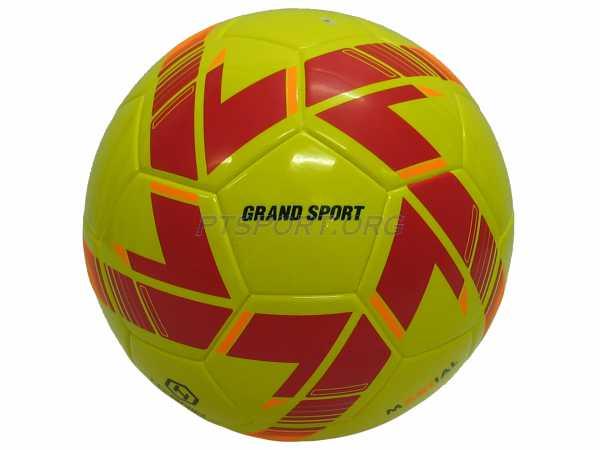 ลูกฟุตบอลไฮบริด Grand Sport 331071 MARTIAL เหลือง