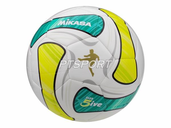 ลูกฟุตบอลหนังเย็บ MIKASA SWA50 เบอร์5