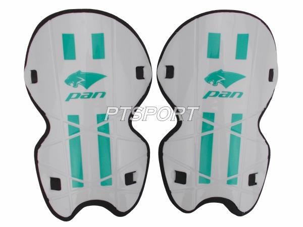 สนับแข้ง สนับแข้งฟุตบอล สนับแข้งเด็ก PAN PSS057 สีขาวเขียว