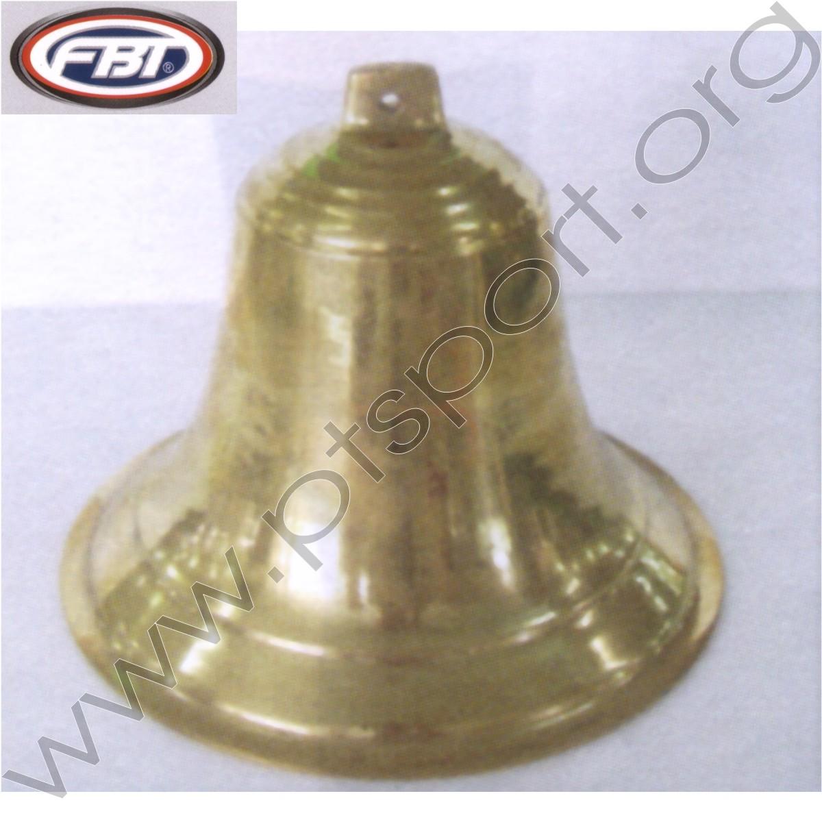 ระฆังทองเหลือง F.B.T 45406 ขนาด 12 นิ้ว