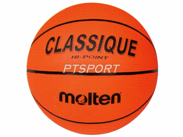 บาสเกตบอลยาง MOLTEN B7R-Classique เบอร์ 7