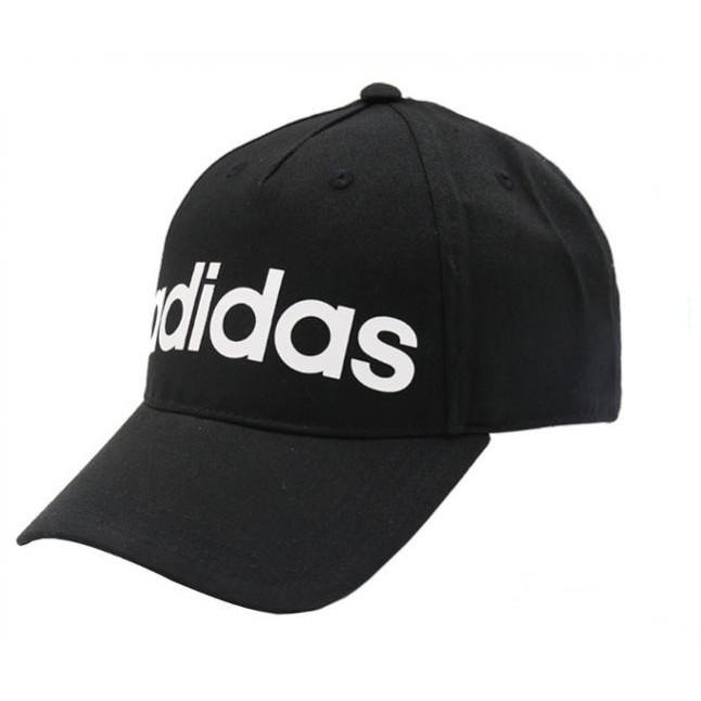 หมวกแก๊ป Adidas CF-6820 DAILY CAP ดำขาว