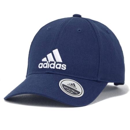 หมวกแก๊ป adidas CF-6913 6P CAP COTTON กรมขาว