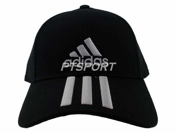 หมวกแก๊ป Adidas DU-0196 6P 3S cap cotto ดำ