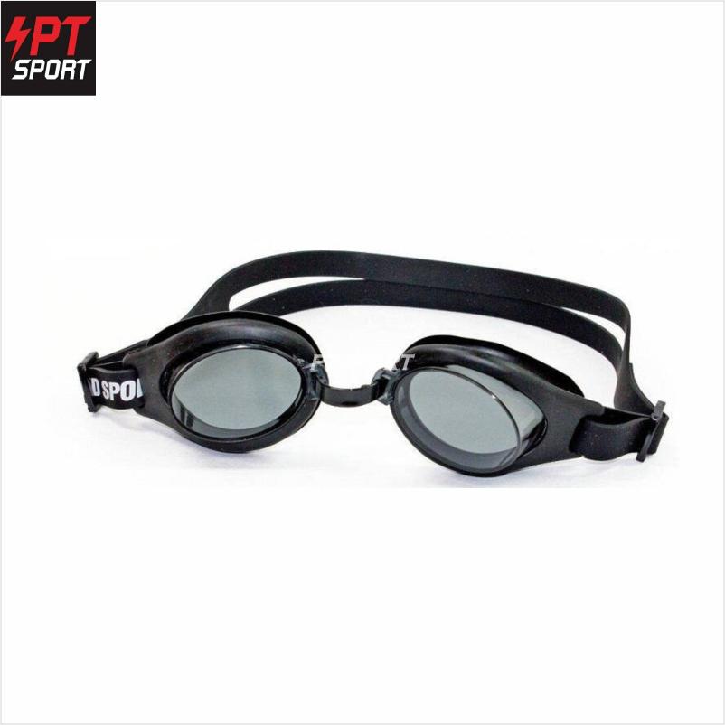 Grand sport แว่นตาว่ายน้ำเด็ก รุ่น 343387 สีดำ