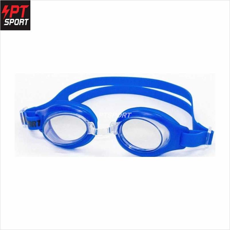 Grand sport แว่นตาว่ายน้ำเด็ก รุ่น 343387 สีน้ำเงิน
