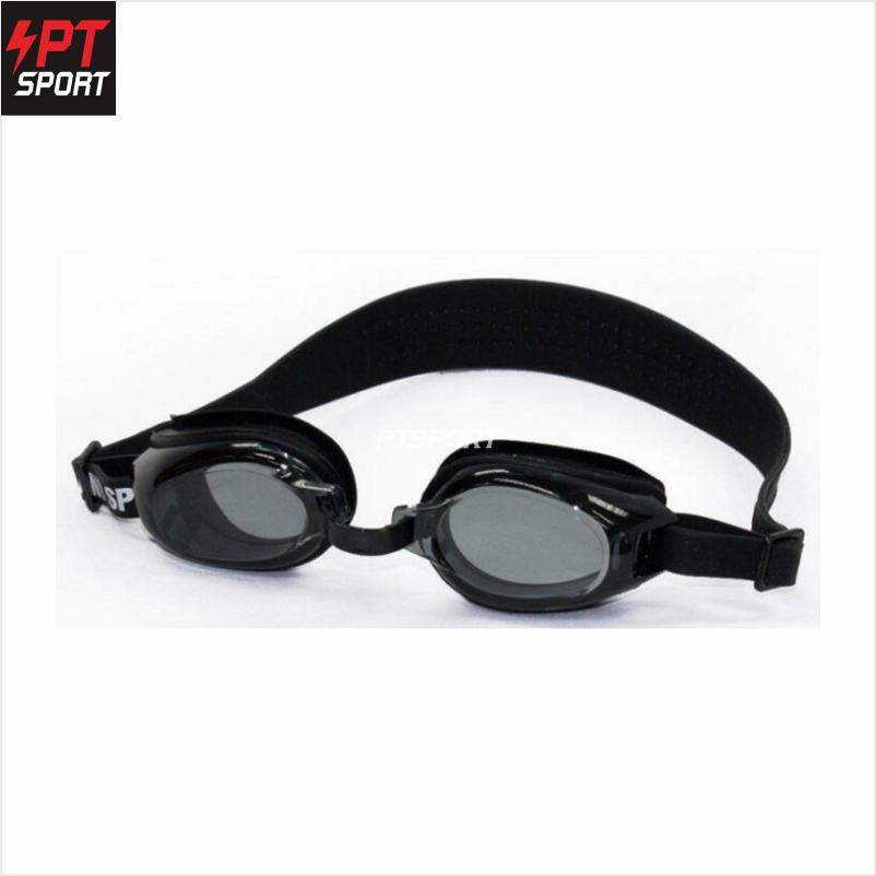 Grand sport แว่นตาว่ายน้ำเด็ก รุ่น 343388 สีดำ