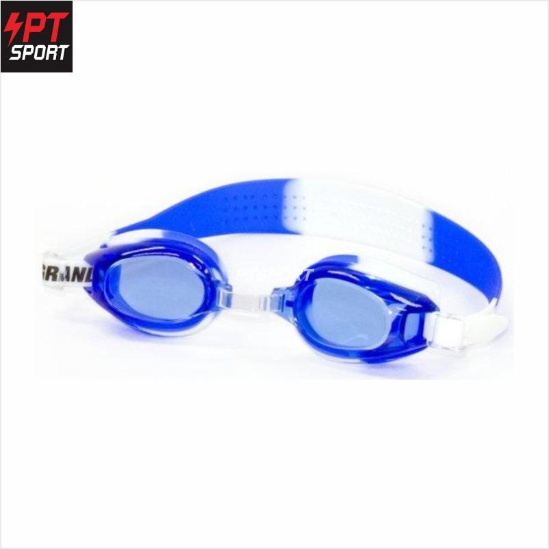 Grand sport แว่นตาว่ายน้ำเด็ก รุ่น 343388 สีน้ำเงิน