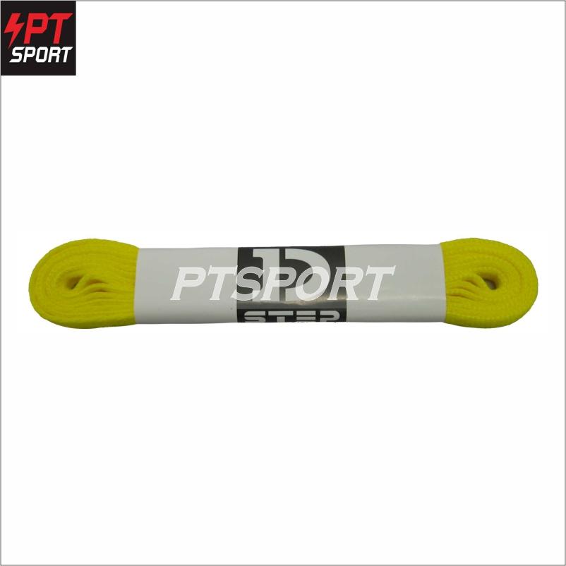 เชือกผูกรองเท้า ยาว 120 ซม. D-STEP SL-120 สีเหลือง