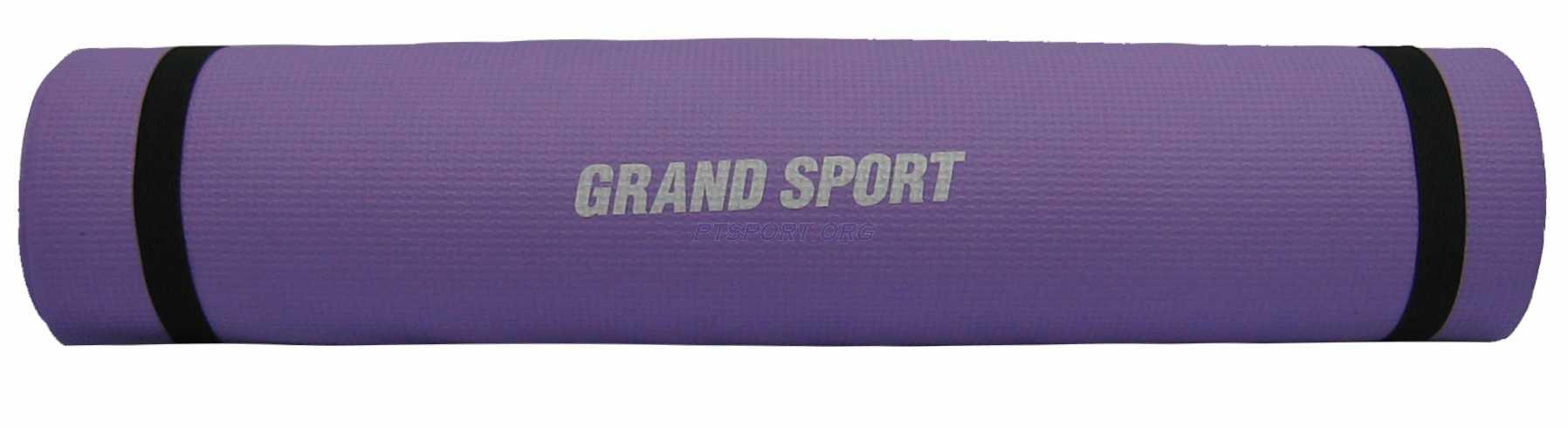 เสื่อโยคะ Grand Sport 377033 YOGA MAT (6 mm.) ม่วง