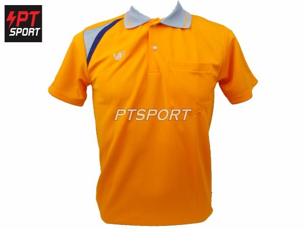 เสื้อคอปกโปโล V.P.SPORT VP811 สีส้ม