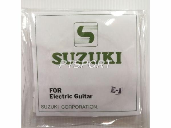 สายกีตาร์ไฟฟ้า Suzuki [ 1 ชุด ] 6เส้น